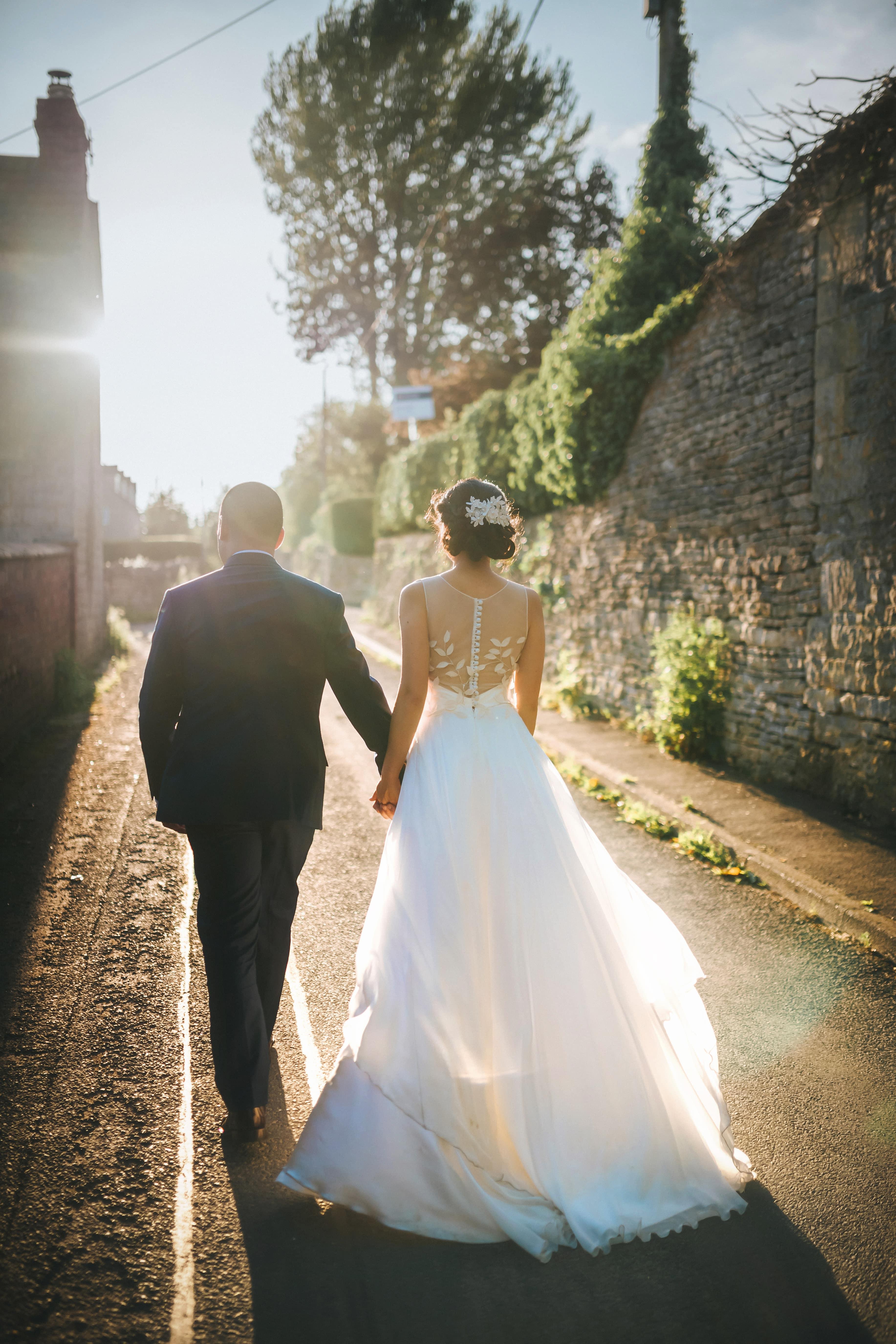 'The Painswick' Wedding