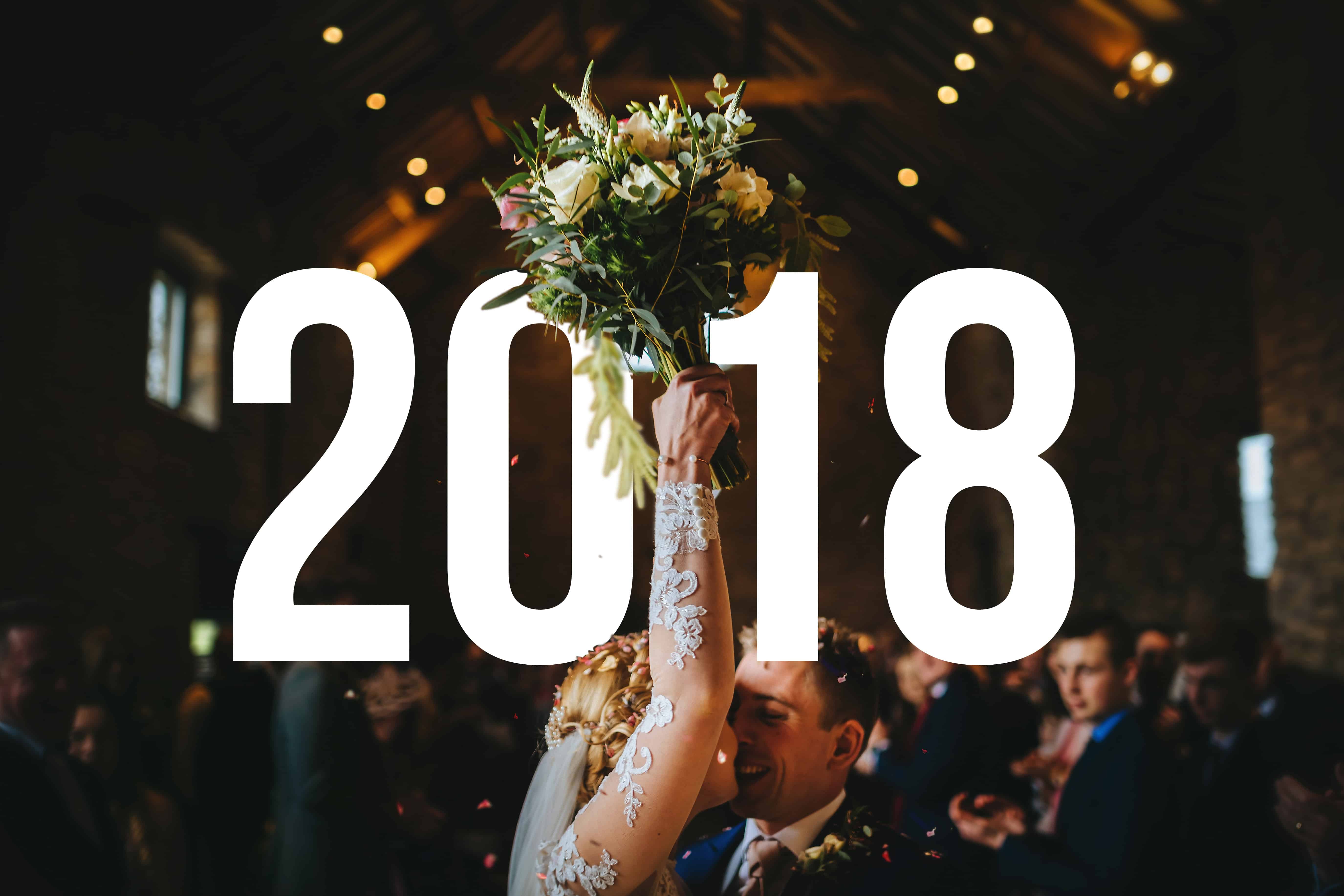 best wedding photography of 2018 by Joab Smith, Wedding Photographer Bristol
