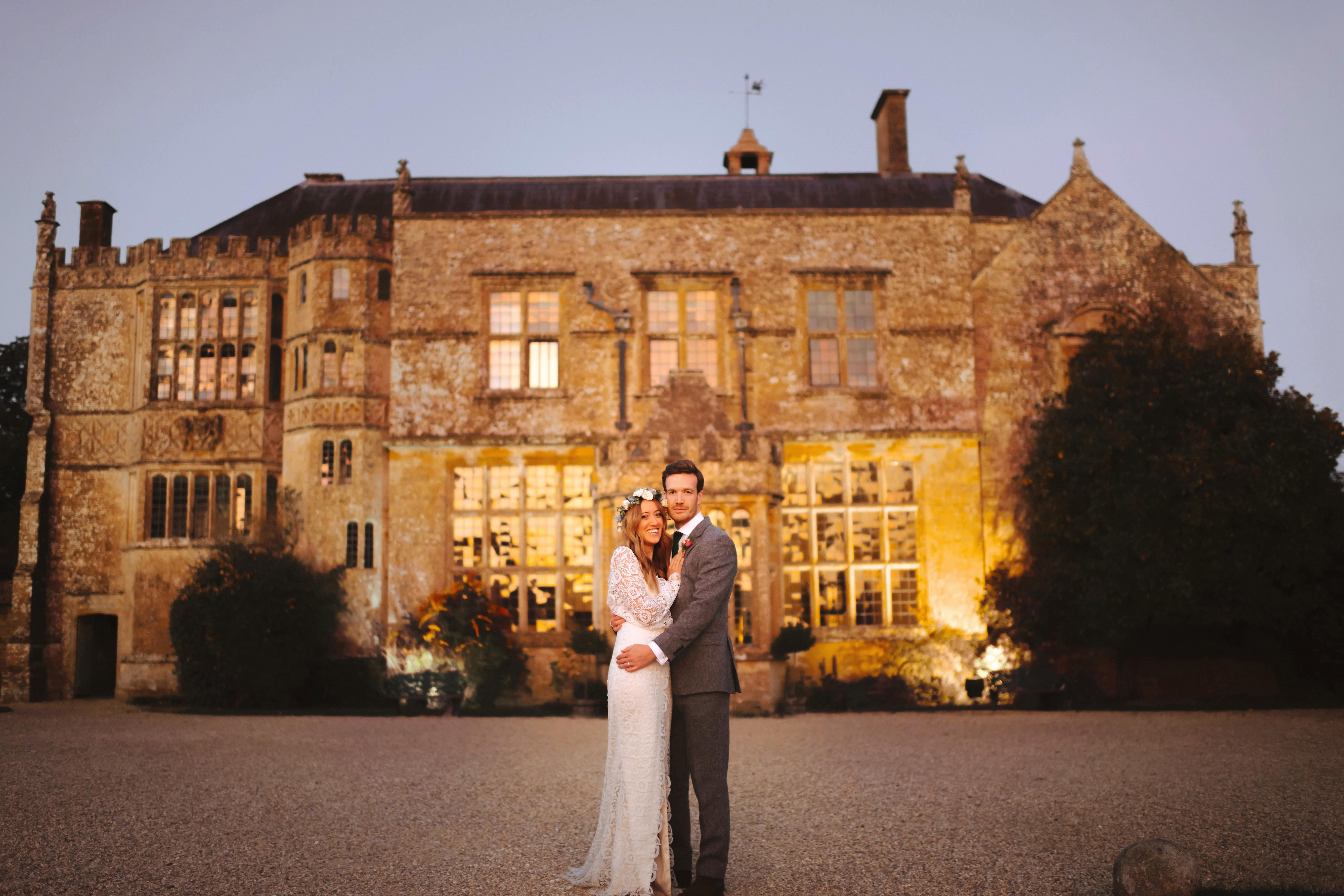 Brympton House Wedding ceremony