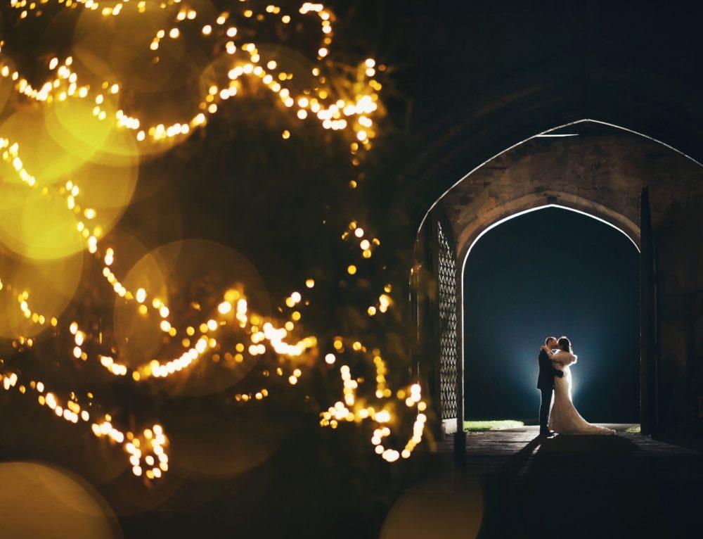 Mio and Andy's Thornbury Castle Wedding
